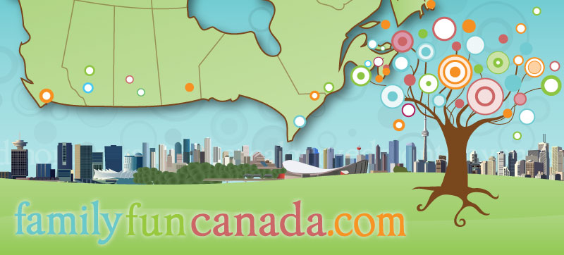 Family Fun Canada Map 800x362