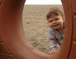 Kara Wood, daughter
