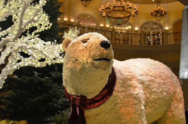 bellagio bear