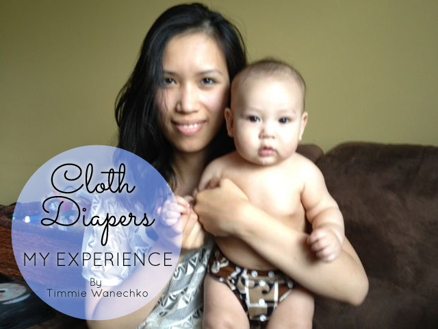 Cloth Diapers: My Experience