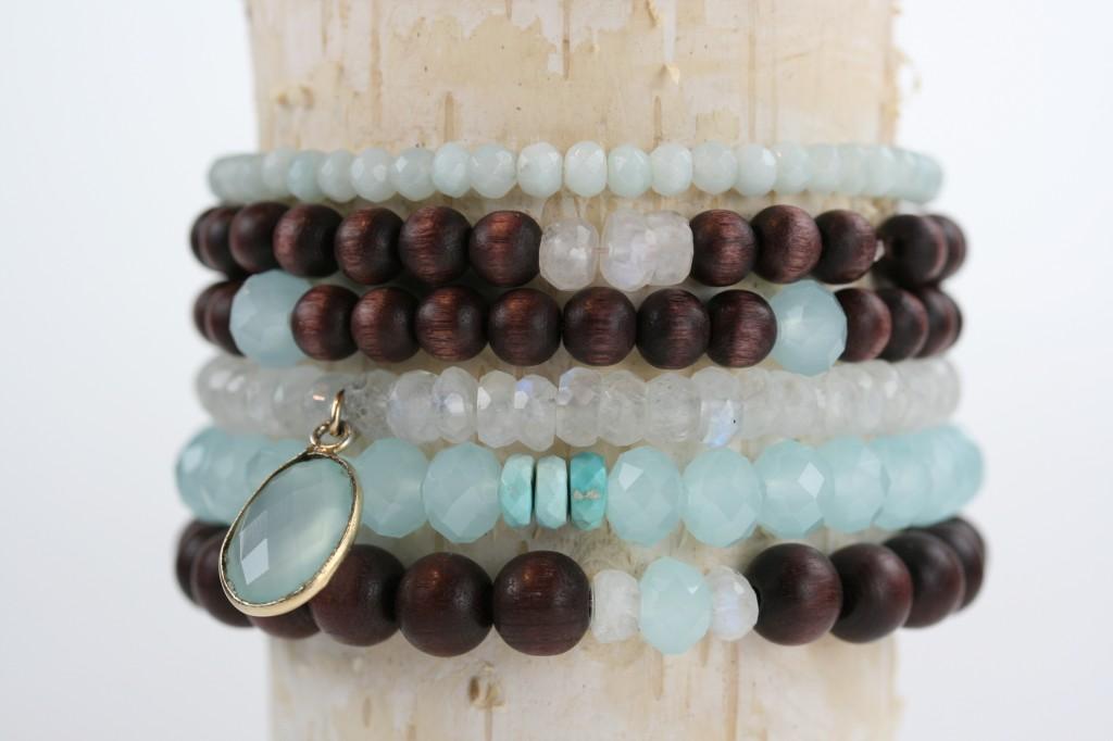 Blue Ruby - CWC bracelets