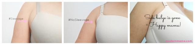Sleevage Comparison