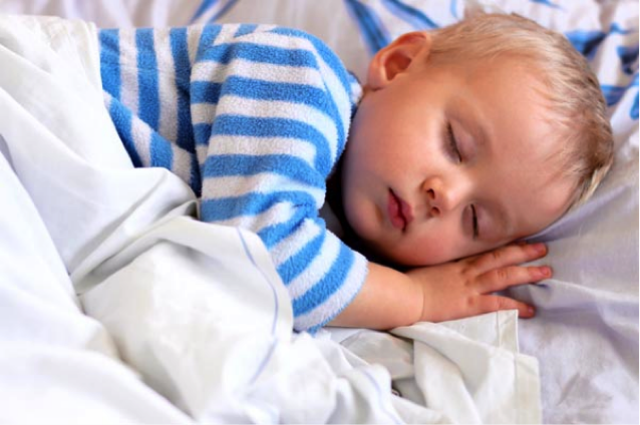 toddler sleep routine