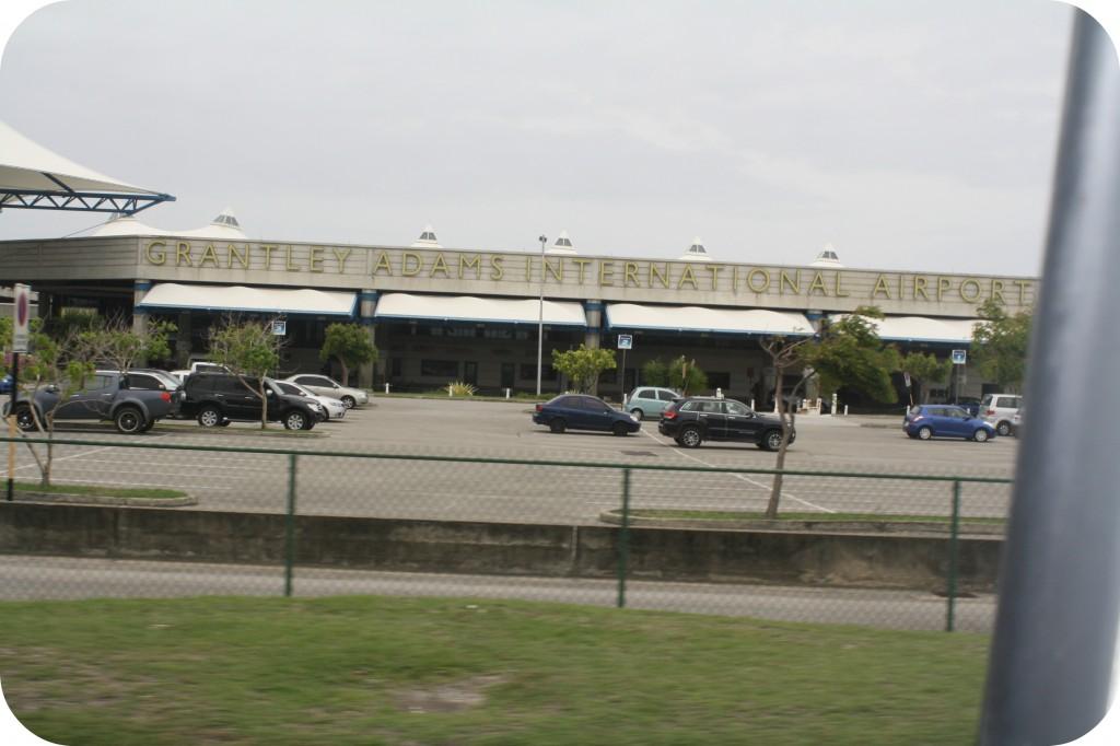 Barbados Airport pic