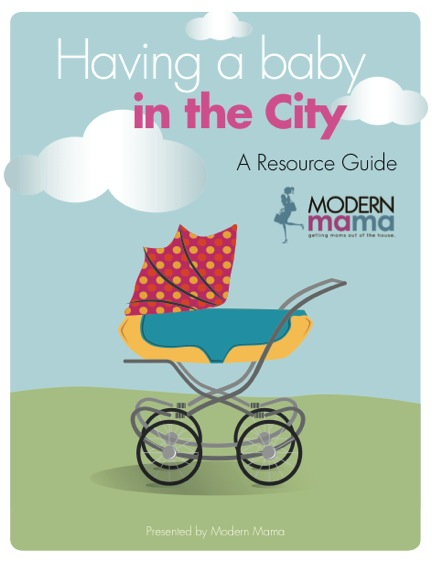 Having a baby guide cover