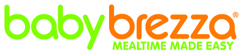 baby brezza logo Mealtime Made Easy