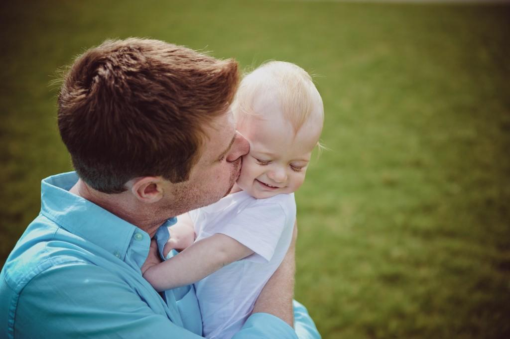 Courtney Hunter husband and child
