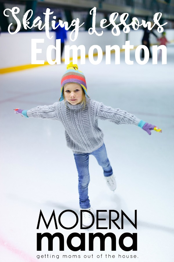 Skating Lessons in Edmonton