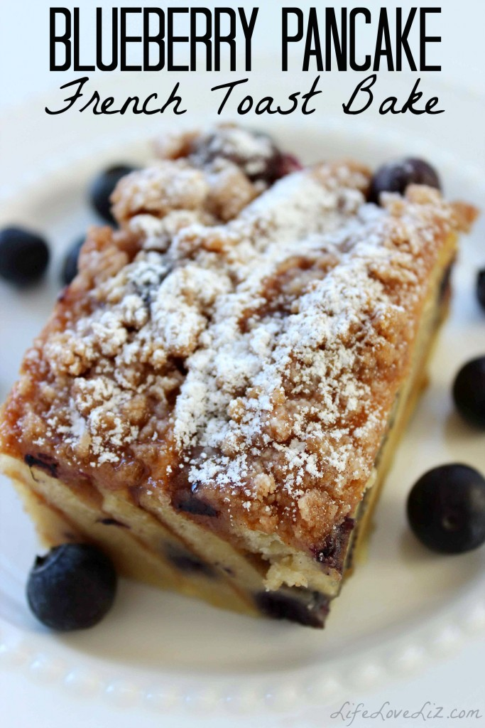 Blueberry-Pancake-French-Toast-Bake