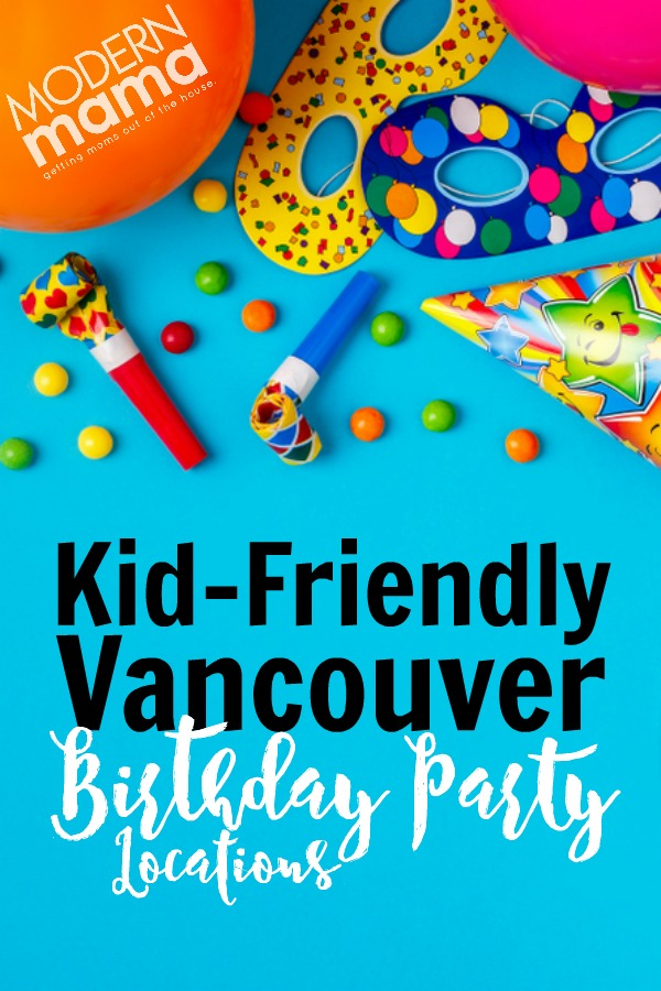 Vancouver Birthday Party