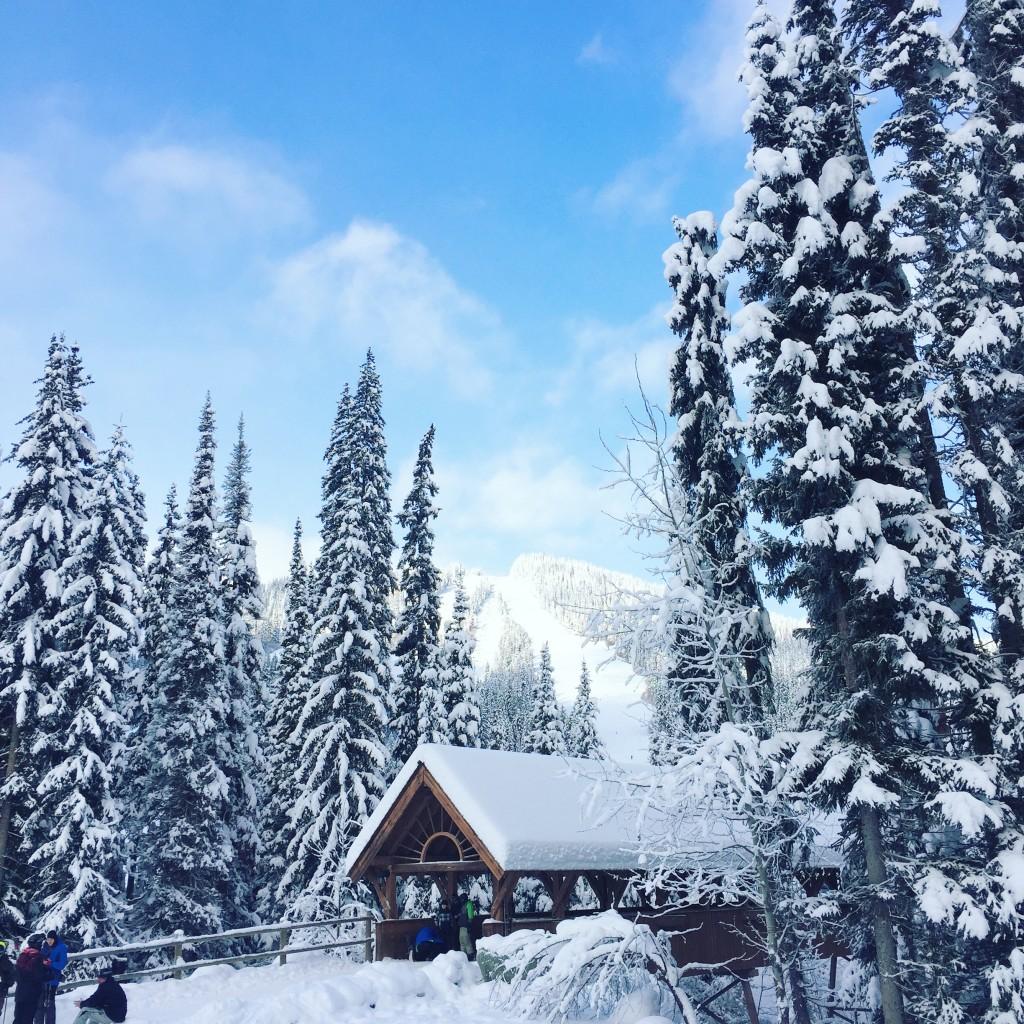 Winter Fun at Sun Peaks