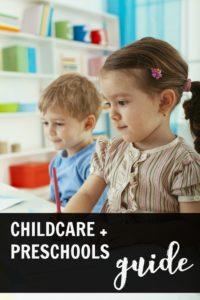 Childcare Preschool Guide
