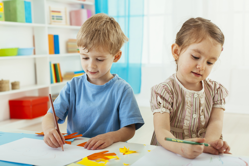Preschools - types and choosing tips