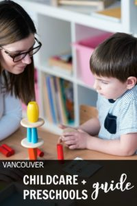 vancouver childcare