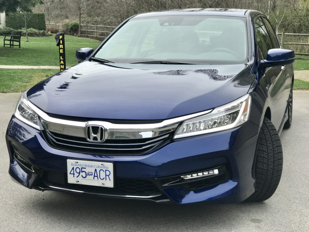 Honda Accord Touring Hybrid