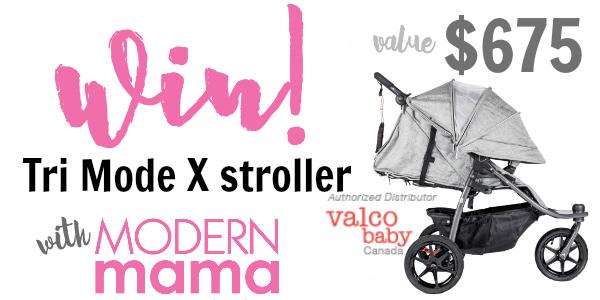 Valco Baby Tri Mode X Stroller