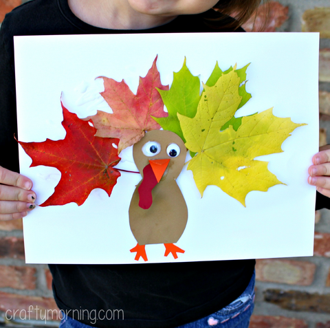 Fall themed crafts