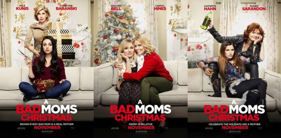 Bad Moms Christmas Is Almost Here