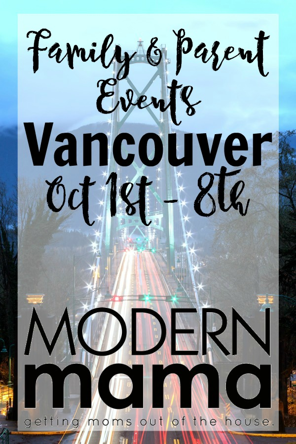 Events Vancouver