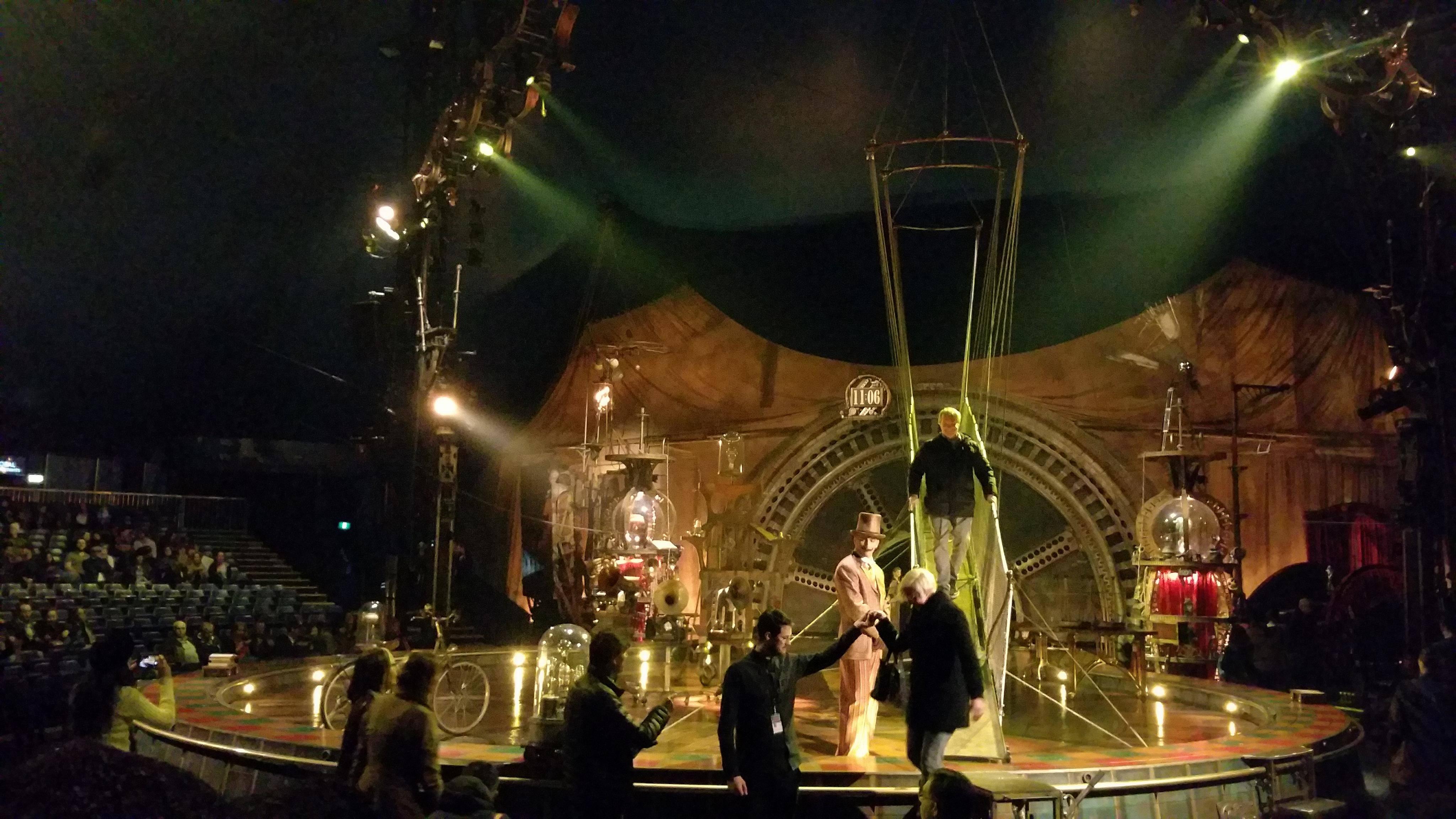 Cirque du Soleil Kurios
