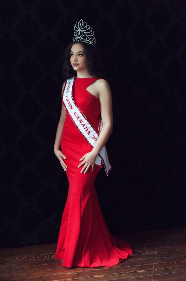 Miss Teen Canada Denied Miss Universe Pageant