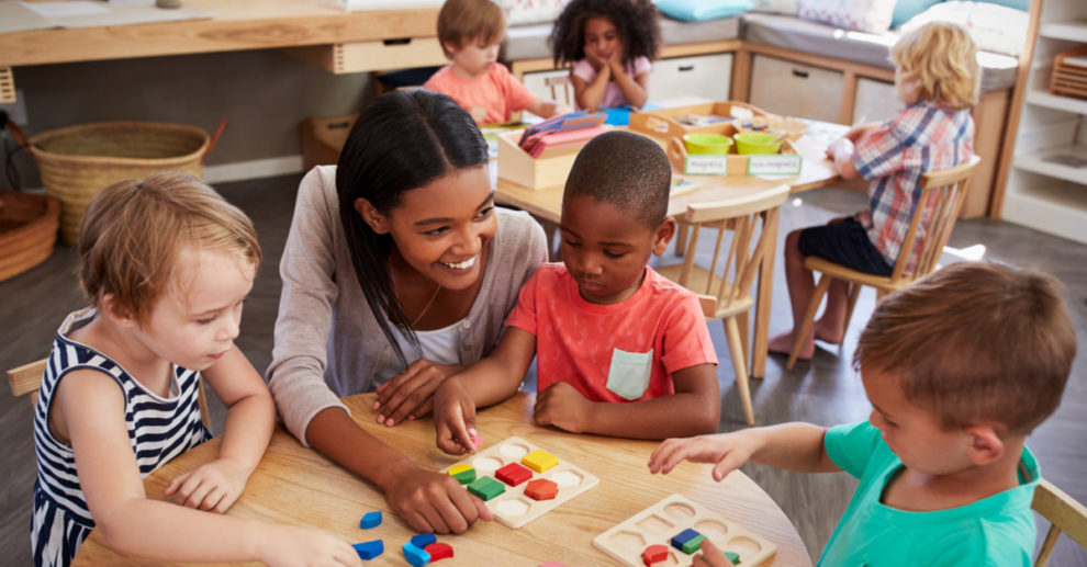 Preschool in Edmonton