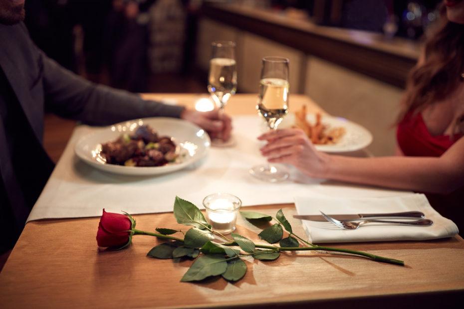 most romantic restaurants across canada