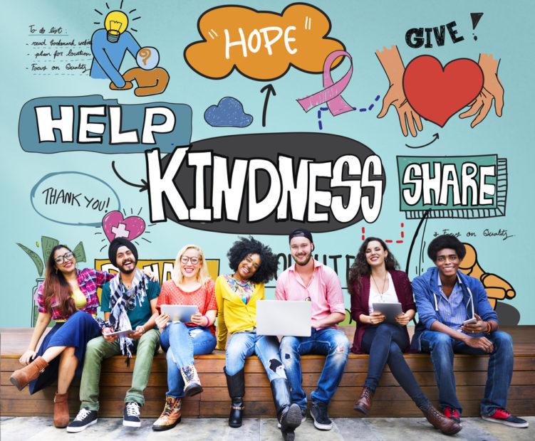 Shaw Kindness Sticks Grant Program