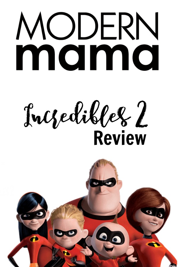 incredibles 2 family picture