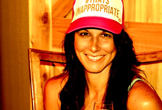 Meredith Masony smiling