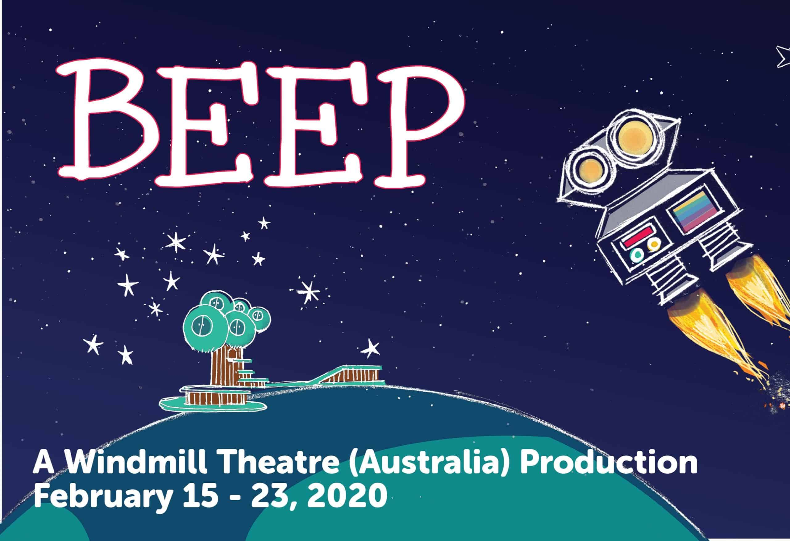 BEEP poster