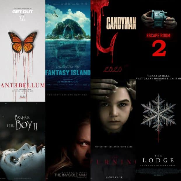 8 movie posters