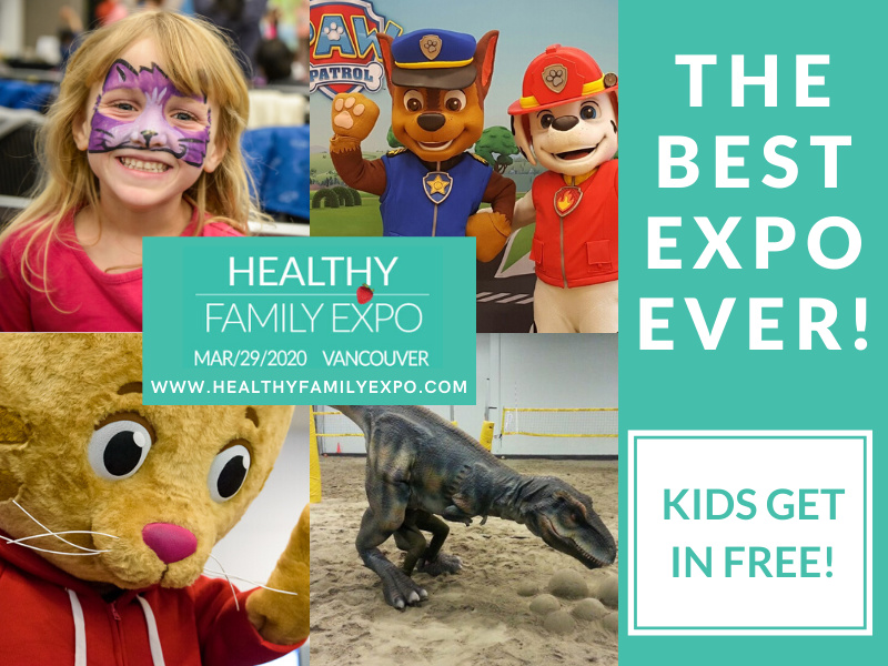 Kids Attractions at Expo