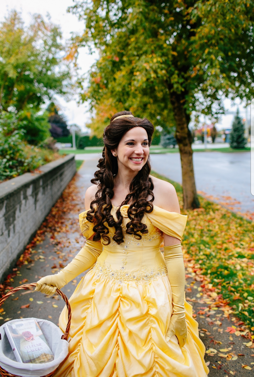 Ever After Character Company's Belle