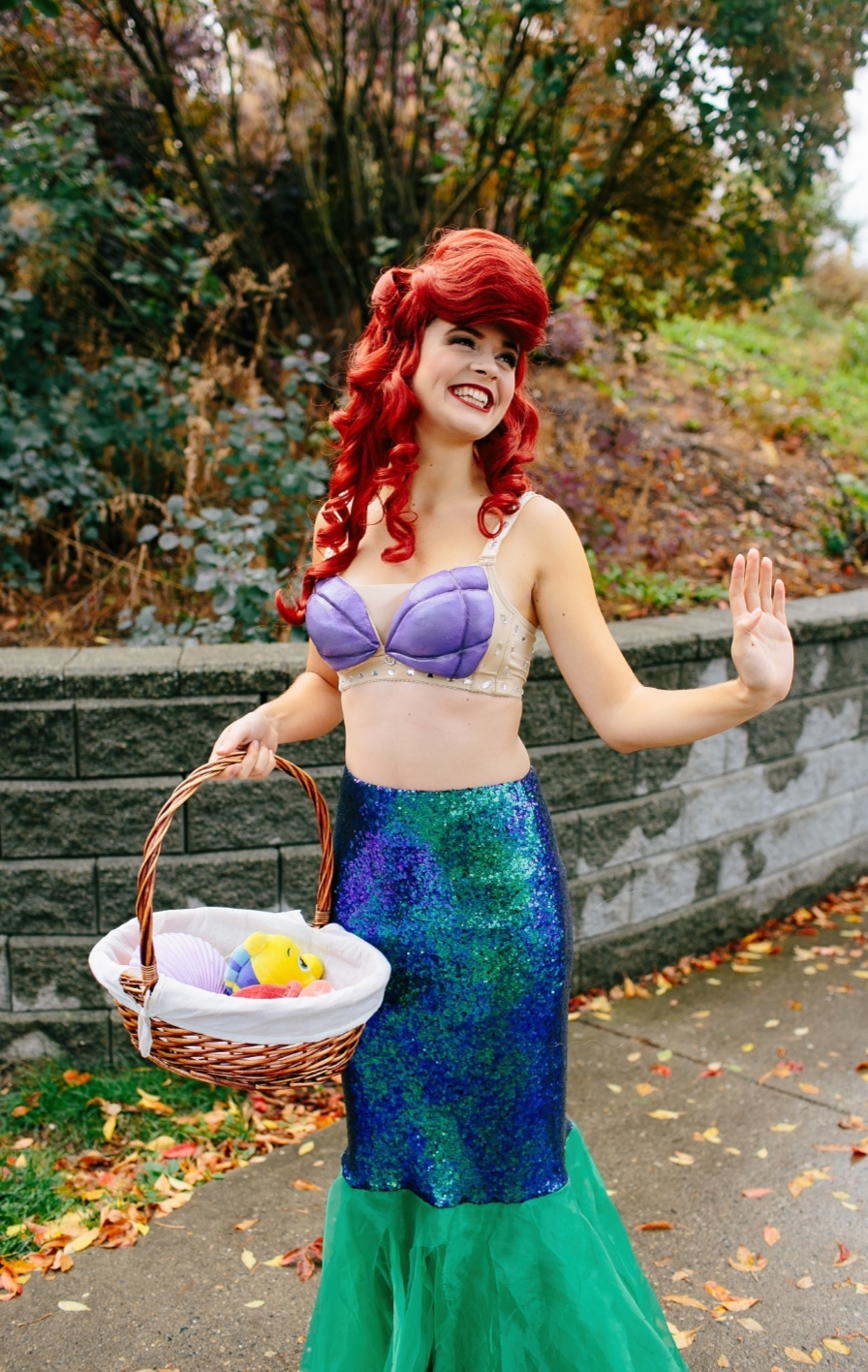Ever After Character Company's Ariel
