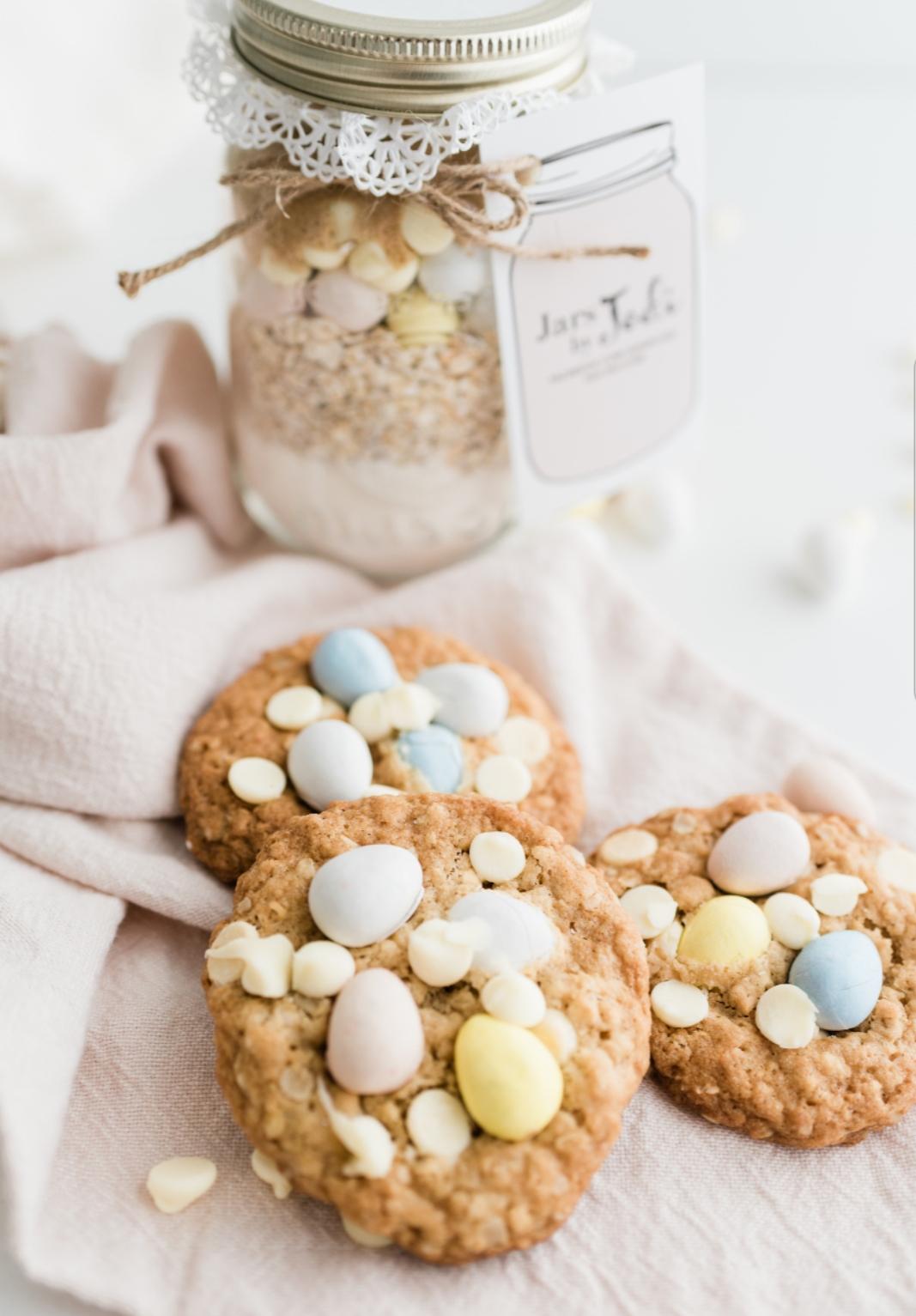 Jars by Jodi Mini Egg Cookies
