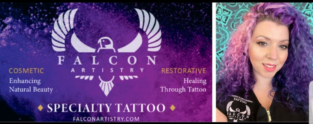 Falcon Artistry Specialty Tattoo