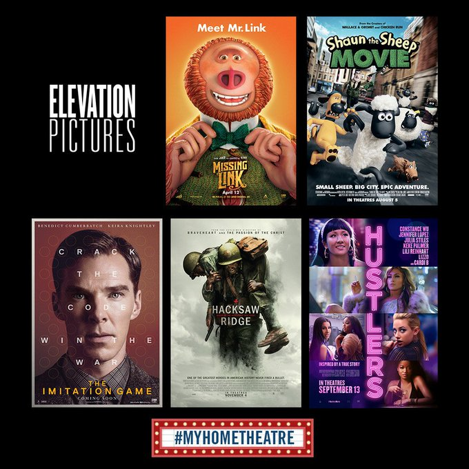 Elevation Pictures Giveaway