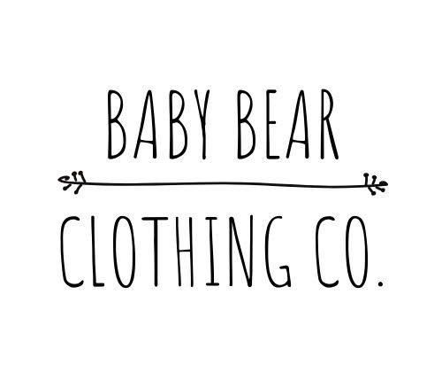 Baby Bear Clothing
