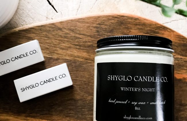 Shyglo Candles