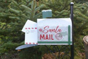 Signed by Santa