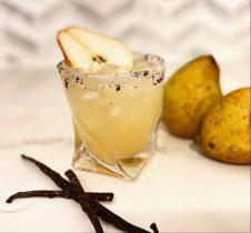 The Vanilla Comice Pear