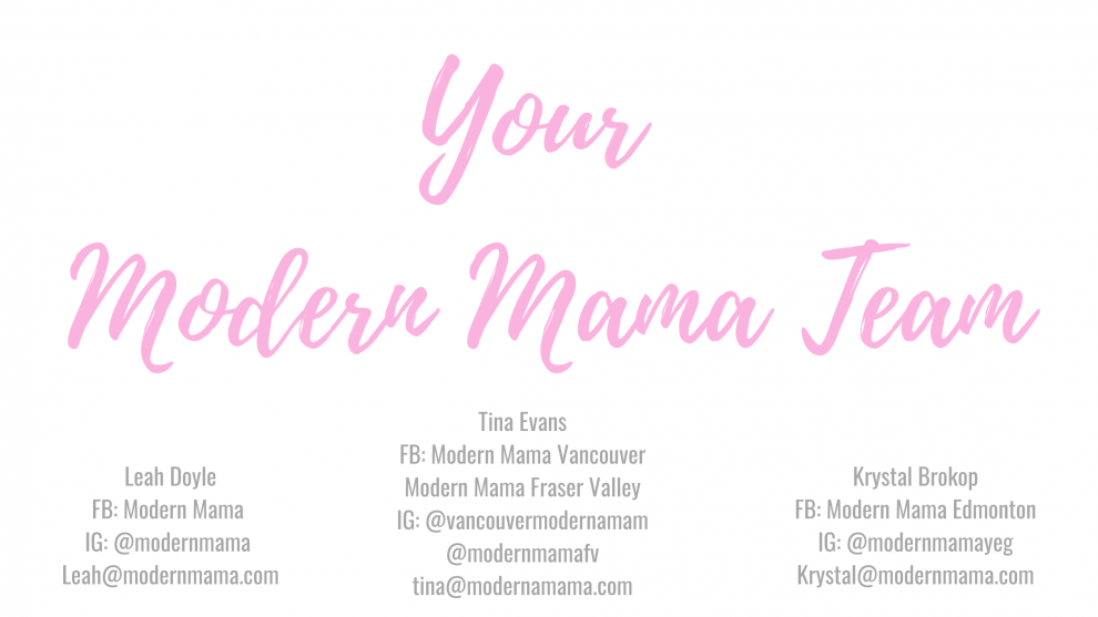 Modern Mama Team