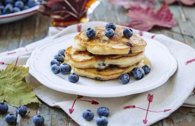 Blueberry Pancake Day