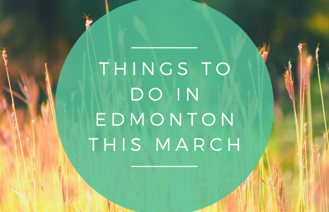 To Do in March