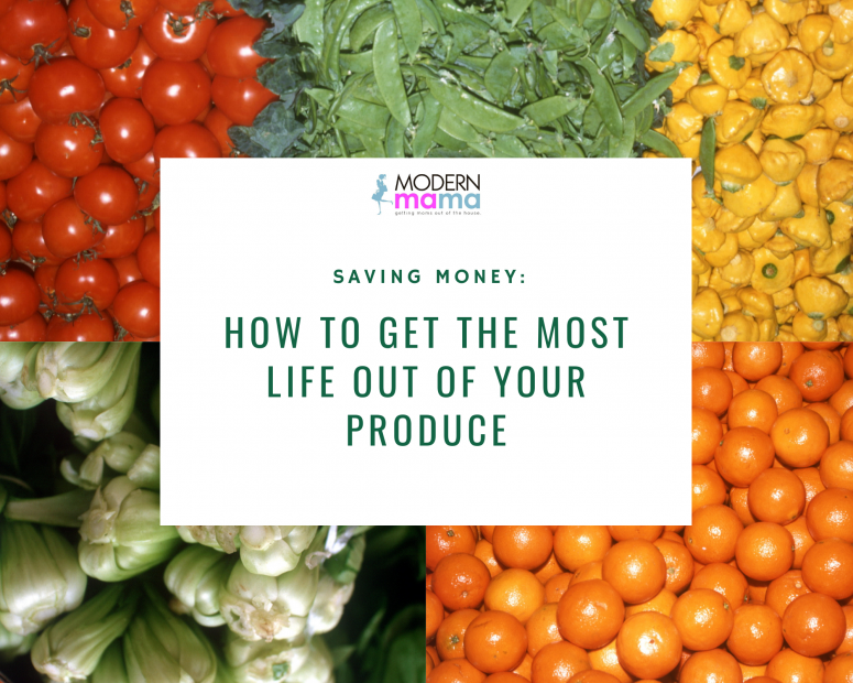 Saving Money: Produce