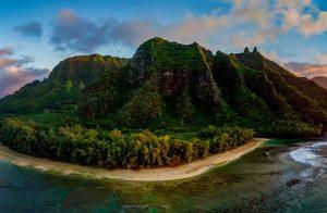 Fly Over Hawaii