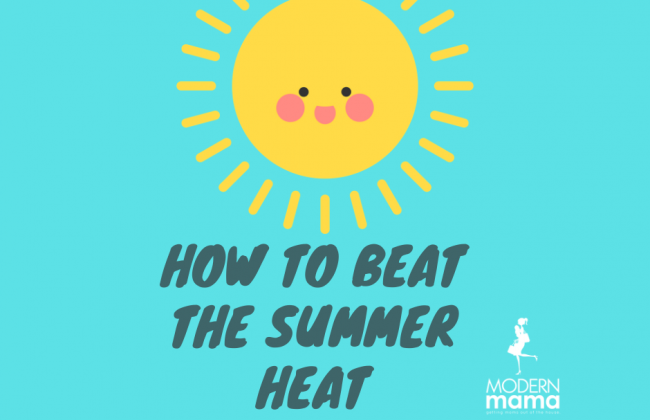 How to beat the summer heat