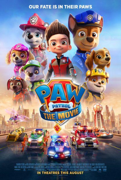 Paw Patrol : The Movie Poster