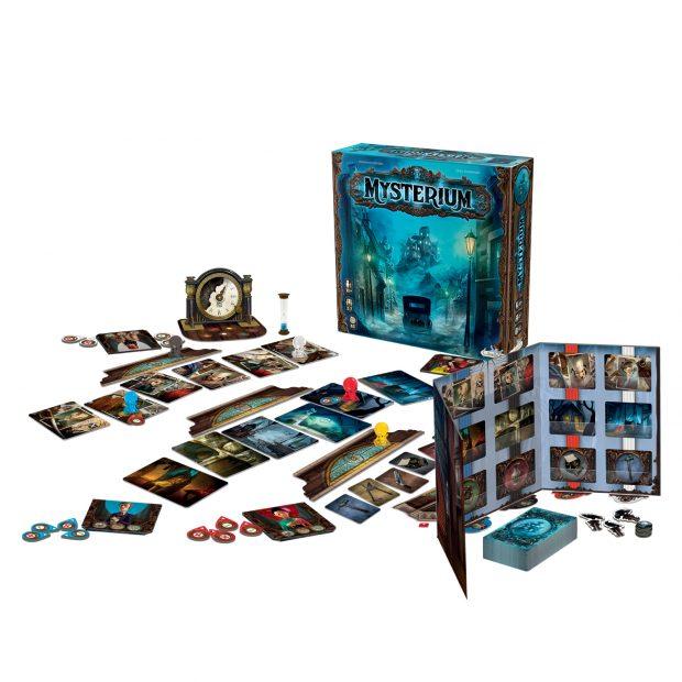 spooky board game